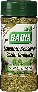 Badia Complete Seasoning, 3.5 oz