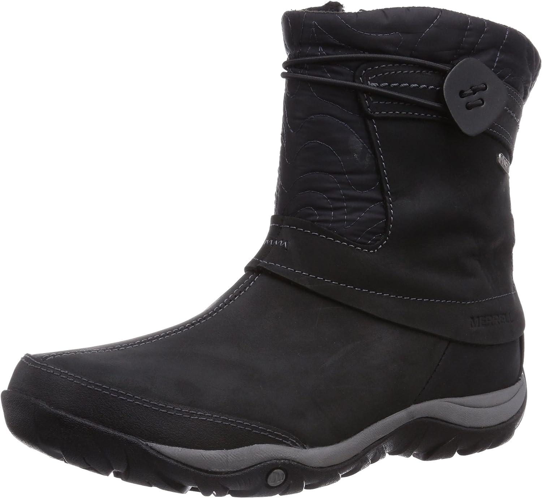 Merrell Women's Dewbrook Zip Waterproof Winter Boot