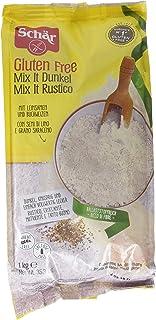 Dr. Schar Brot Mix Harina sin Gluten - 1000 gr - [Pack de 2]