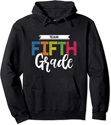 Cool Sweatshirt Being A 5th Grade Teacher Tee Shirt Hoodie