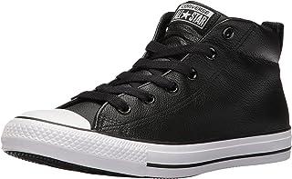 Converse Men's Street Leather Mid Top Sneaker