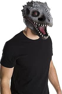 Rubie's Costume Co Men's Jurassic World Dino 2 3/4 Mask