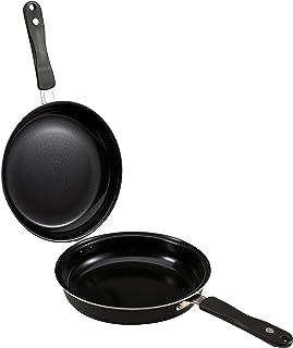 Renberg Q2914 Sartén Doble, Especial Tortillas, 24x9,5cm, I