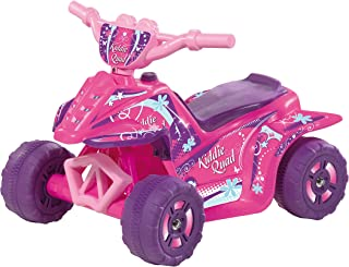 Kid Motorz Kiddie Quad Pink 6V Ride On