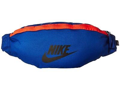 Nike Heritage Hip Pack (Indigo Force/Black/Black) Bags