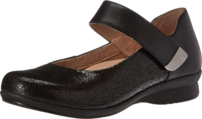 Dansko Frauen Aurdy Flache Flache Flache Schuhe 85e