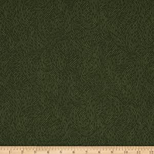 Westrade Textiles Westrade 110in Wide Flannel Quilt Backing Seacoast Olive Fabric By The Yard