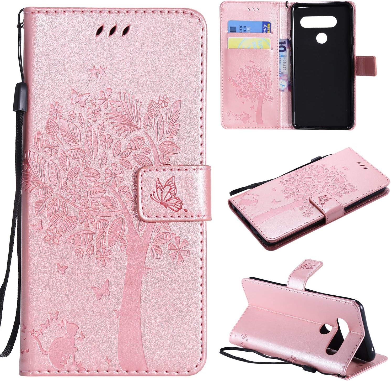 NOMO Free Shipping New LG V40 ThinQ Many popular brands Case Wallet Flip