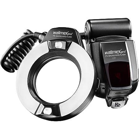 Walimex Pro Ttl Ringblitz Für Nikon Kamera
