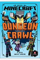 Minecraft: Dungeon Crawl (Woodsword Chronicles #5) Kindle Edition
