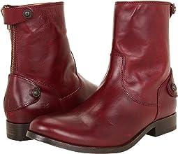 Bordeaux Soft Vintage Leather