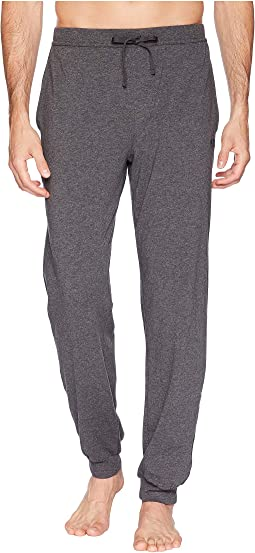 Stretch Cotton Lounge Pants