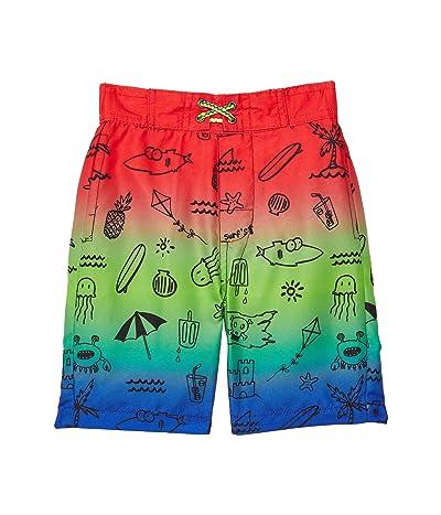 Appaman Kids Print Swim Trunks (Toddler/Little Kids/Big Kids)