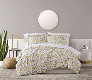 Brooklyn Loom Spring 2020 Printed Comforter Sets, Full/Queen, Verbena