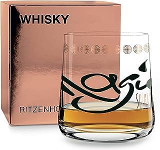 RITZENHOFF Next Whisky Whiskyglas von Annett Wurm, aus Kristallglas, 250 ml