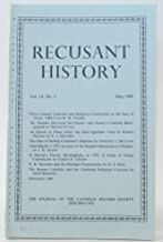 Best catholic record society recusant history Reviews
