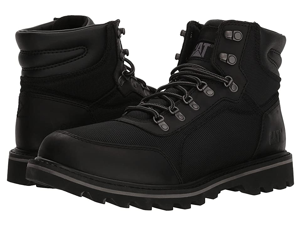 Caterpillar Casual Gridiron Lite (Black) Men