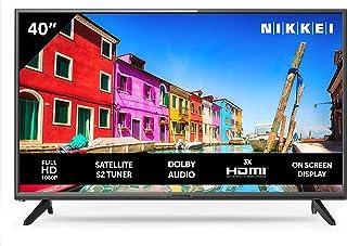 Nikkei NF4014 102 cm/ 40 inch televisie (Full HD, 1920 x 1080, 1x SCART, 3x HDMI, 2x USB, 1x VGA)