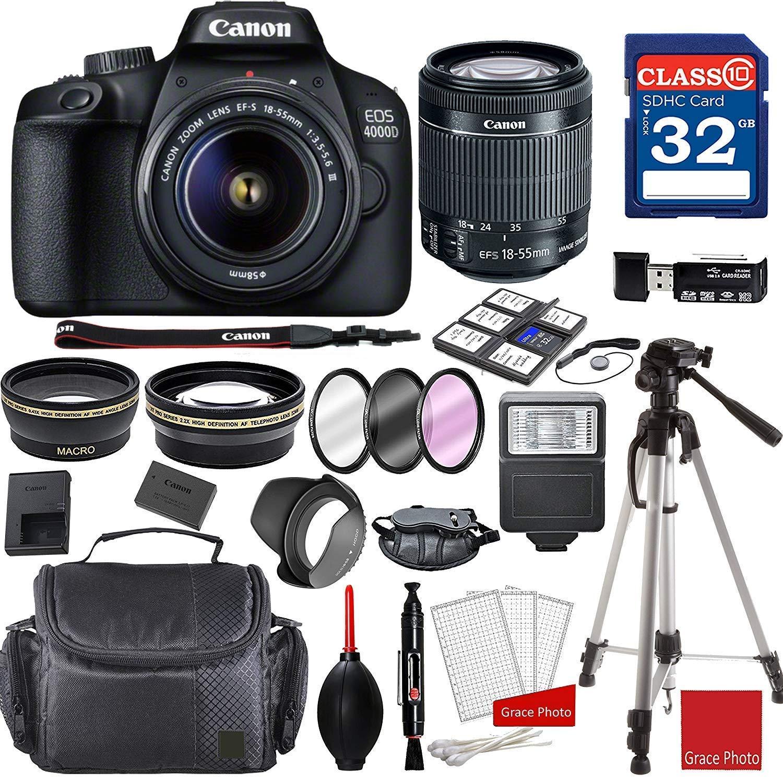 Canon 18 55mm 3 5 5 6 Professional Accessory