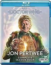 Doctor Who: Jon Pertwee Complete Season Four (Blu-ray)