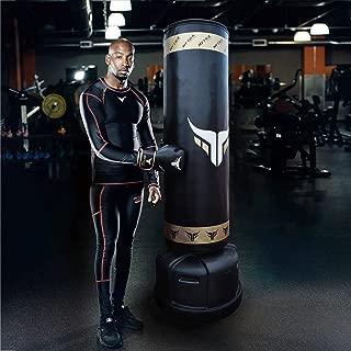 Musculaci/ón Accesorio De Alivio De Presi/ón 145 Cm MAGT Freestanding Boxing Punch Bag-Inflatable Boxing Punching Kick Bag Training Tumbler Bag para Ni/ños Adultos-Excelente para Aliviar La Presi/ón