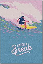 YYTOOF Colección Life s A Ride - Surf Catch a Break 106117 (Rompecabezas Premium de 500 Piezas para Adultos 52*38cm Hecho en EE. UU.)