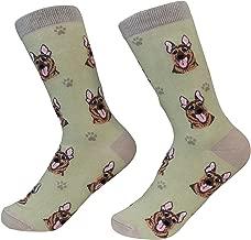 german shepherd dress socks