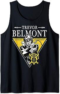 Castlevania Trevor Belmont Triangle Portrait Débardeur