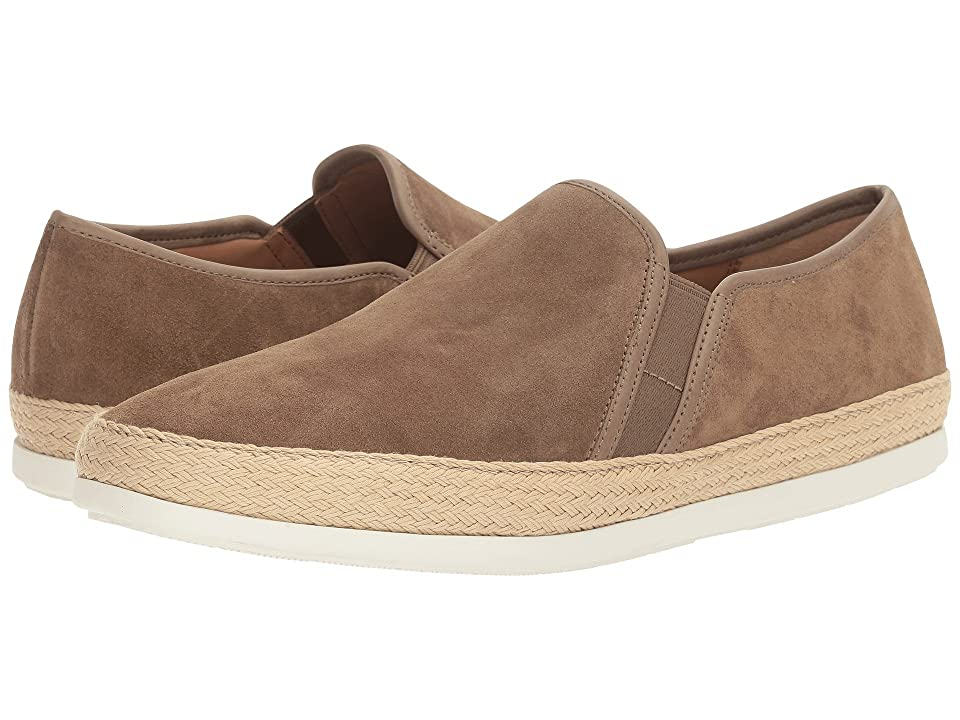 Vince Chalmers-2 Suede Slip On (Flint Suede) Men