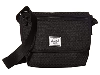 Herschel Supply Co. Grade Mini (Black 2) Messenger Bags