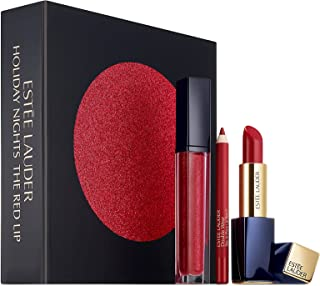 Estee Lauder Holiday Nights The Red Lip Gift Set