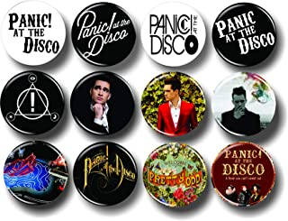 Panic at the Disco Pins Buttons 1.25