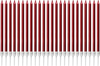Best red birthday candles Reviews
