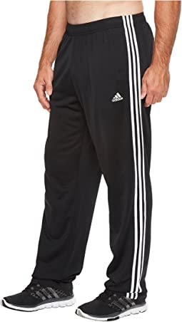 adidas Big & Tall Essentials 3-Stripes Regular Fit Tricot Pants