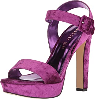 Madden Girl Women's ROLLOO Heeled Sandal