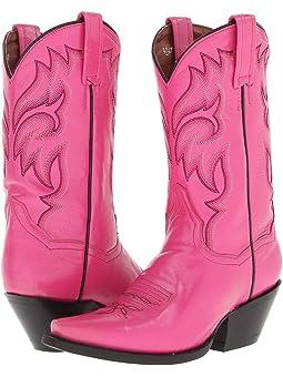 Pink Cowboy Boots + FREE SHIPPING