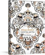 Johanna Basford Land, Sea, and Sky: Three Colorable Notebooks