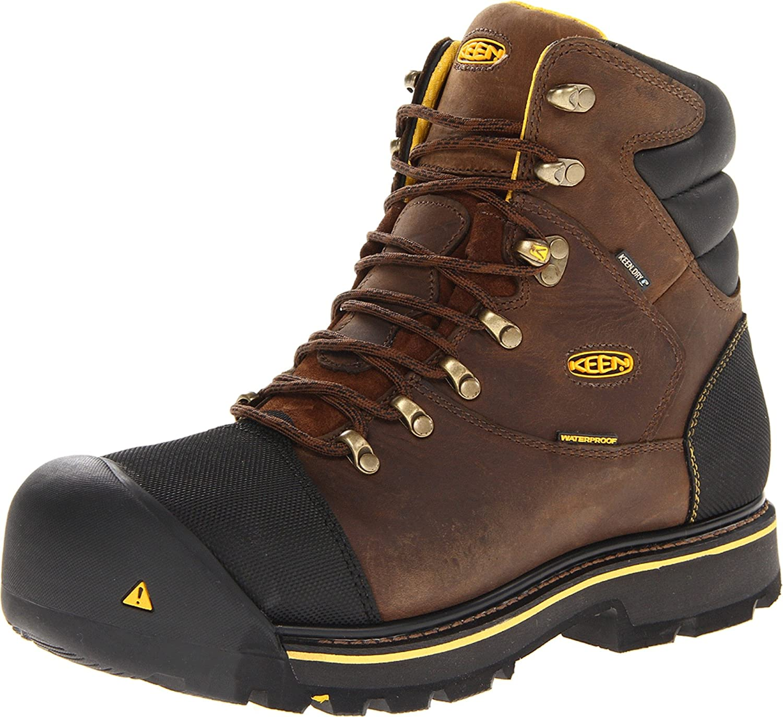 Keen Utility Men's Men's Men's Milwaukee WP Wide Work Boot,Dark Earth,12 EE US B00BBM1BBI  02e35b