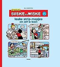 Leuke strip-mopjes om zelf te lezen (AVI 1 / Start – M3) (Junior Suske en Wiske AVI-stripboekjes voor beginners)