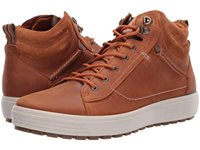 ECCO Soft 7 Tred Urban Boot (Amber/Amber/Lion) Men