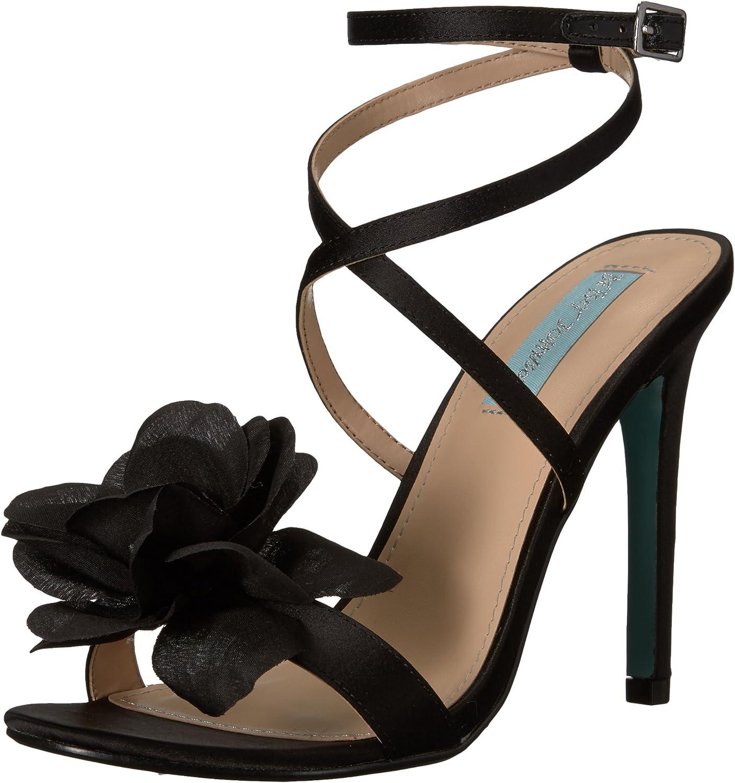 Betsey Johnson bluee by Women's SB-Terra Heeled Sandal