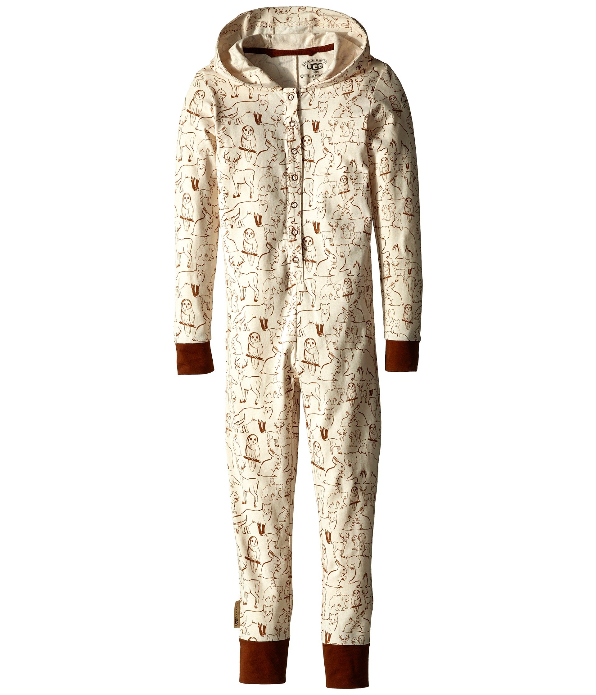 Pijama para Niño UGG Kids Jumpsie One-Piece (Little Kids/Big Kids)  + UGG en VeoyCompro.net