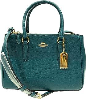 Coach Mini Surrey Carryall Handbag Crossbody
