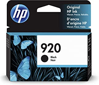 HP 920 | Ink Cartridge | Black | CD971AN