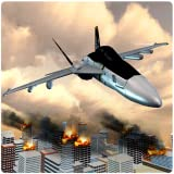 ジェット戦闘機の攻撃市