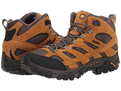 Merrell Moab Mid 2 Waterproof (Gold) Men