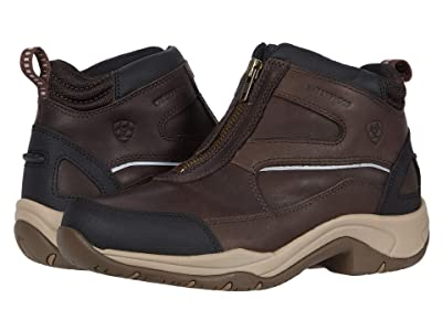 Ariat Telluride Zip Waterproof (Dark Brown) Women