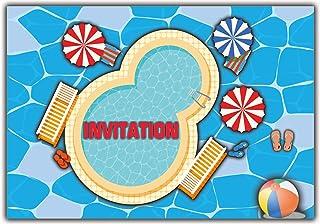 Amazon Fr Carte Invitation Anniversaire Enfant Cartes24