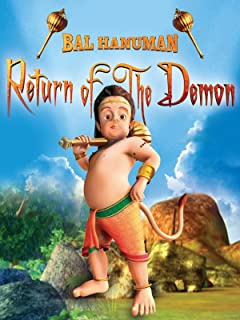 Bal Hanuman III - Return Of The Demon