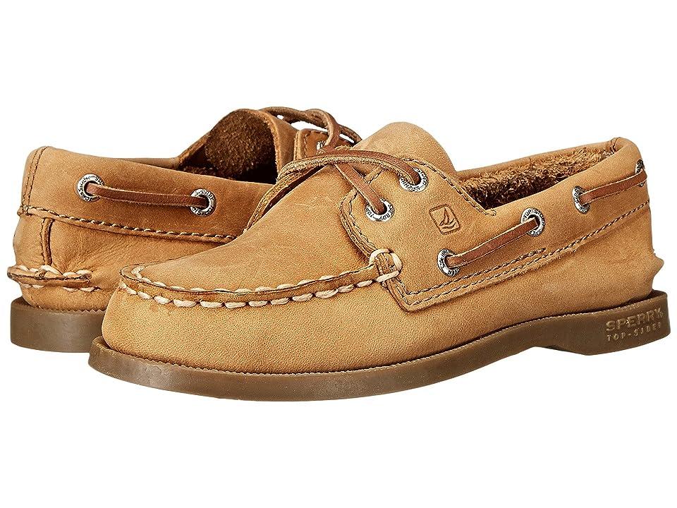 Sperry Kids Authentic Original (Toddler/Little Kid/Big Kid) (Sahara) Kids Shoes